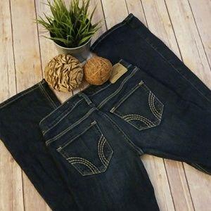 Ladies Hollister boot cut Jeans SZ 24/31